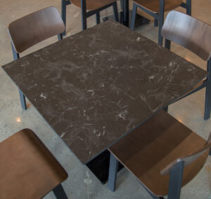 marble tabletops