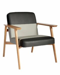 Oar Lounge Chair inspired by Adirondack by Beaufurn