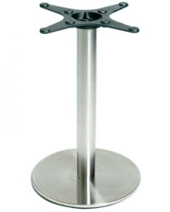 90218RC Stainless Steel Table Base