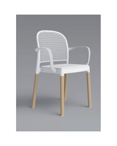 Ariel-Armchair-Wood-Legs