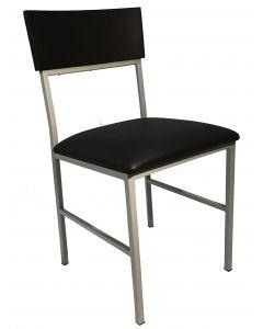 CALVIN-SA-271 Wood & Metal Side Chair