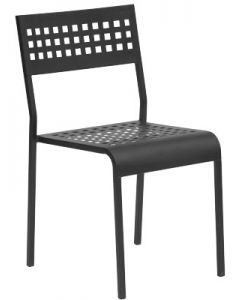 Cannon-Stk All-Weather Stacking Chair
