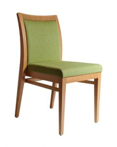 CELINE SIDE Stk M 12E Stacking Side Chair