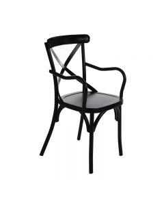 Gigi Crossback Armchair