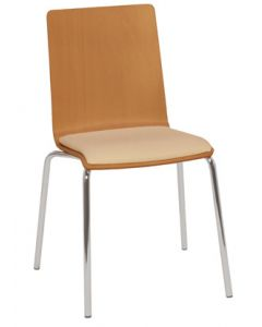 Jack-SA-344-PAD Stacking Chair