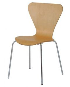 Jill-SA-03-Stk Stacking Chair