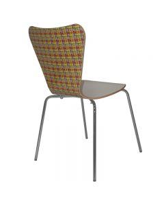 Nikki Stacking Chair Laminate