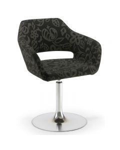 Larsen Arm Chair Swivel Base