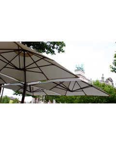 P6-Quattro-Square All Weather Umbrella