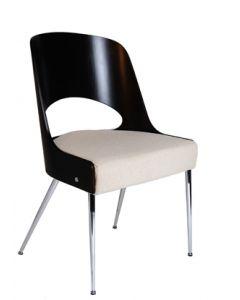 YVONNE-Chair-H Side Chair
