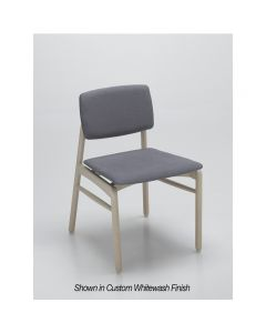 Zot Side Chair WOB Uph SL 05