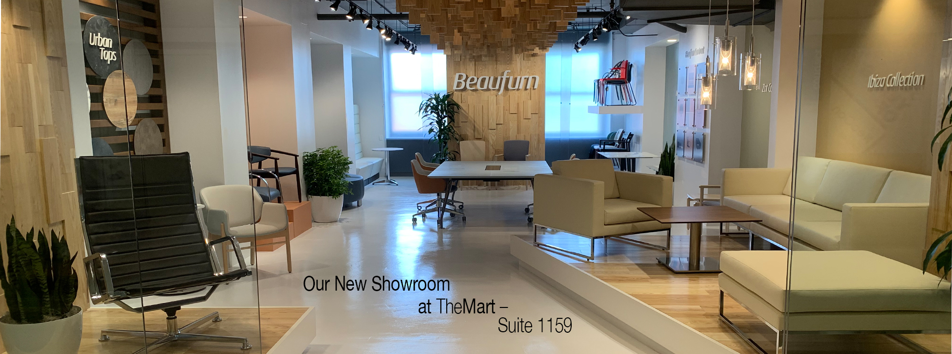 New Permanent Showroom!