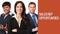 sales rep opportunities